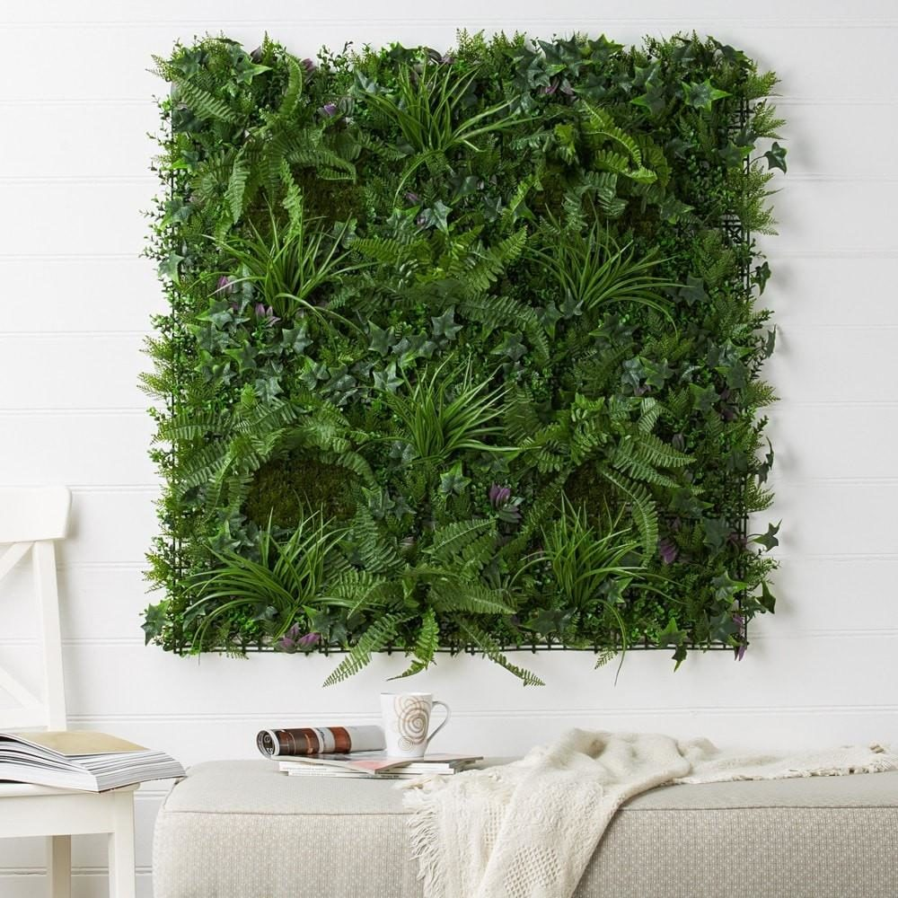 Artificial Vertical Garden Desireign